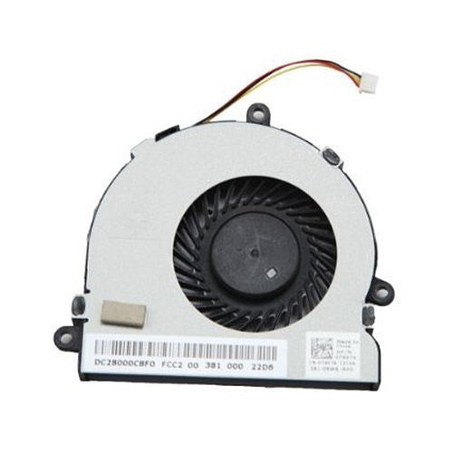 Dell Inspiron 15r-5521 Laptop Cpu Cooling Fan
