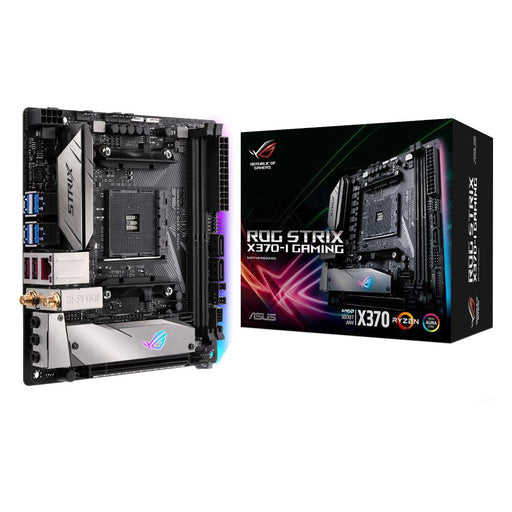 ASUS ROG STRIX X370-I Gaming AM4 mITX