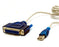 USB to DB25 Female Parallel Printer cable BT-DB25F