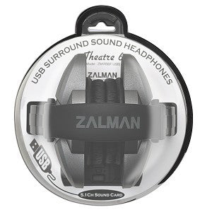 Zalman ZM-RS6F USB 2.0 5.1 Channel