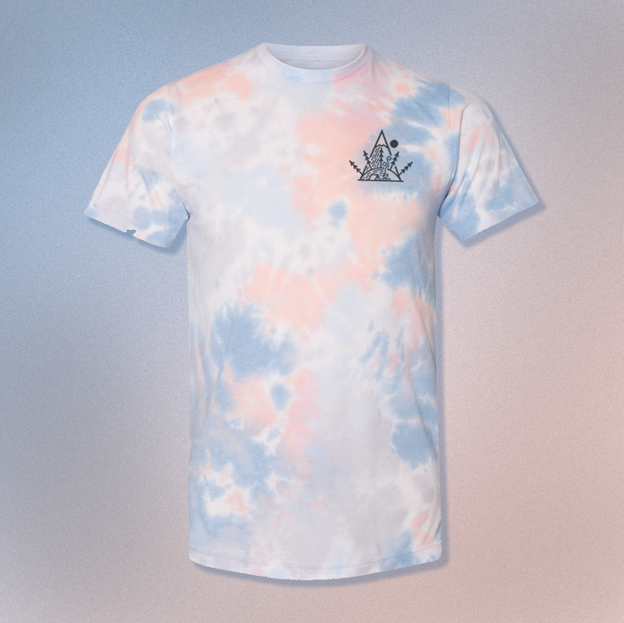 Camping Trees | Limited Edition Tie-dye
