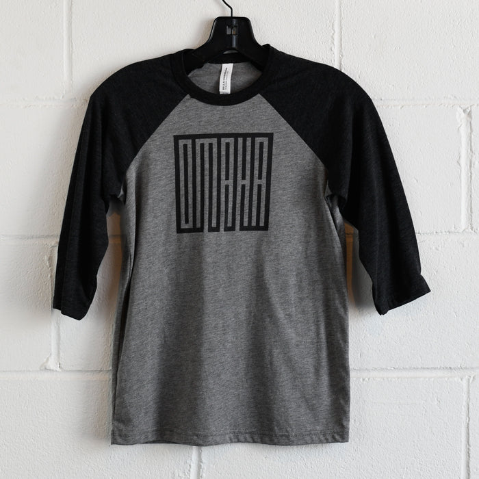 Omaha - Kids baseball T