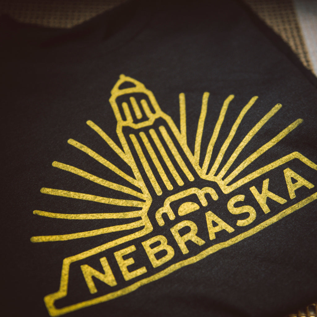 Nebraska Capital 1941 | Heather Black