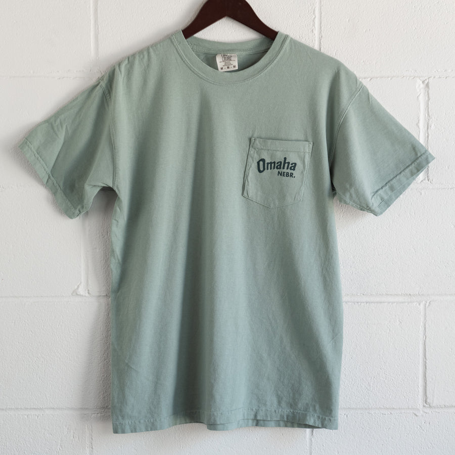 Omaha Nebraska Pocket T