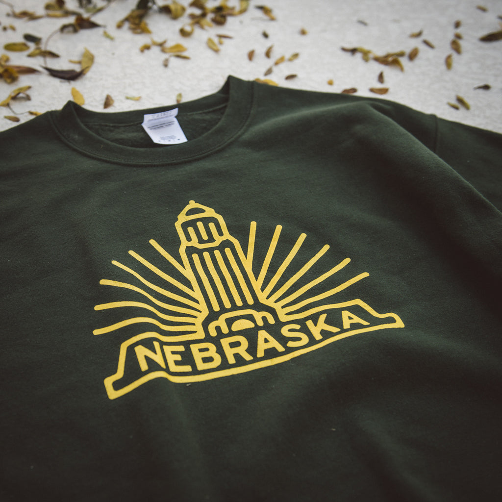 Nebraska Capital 1941 - Sweatshirt