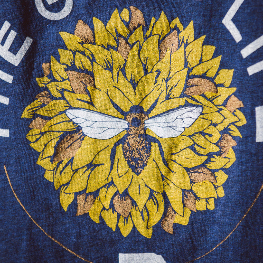 Nebraska Good Life Bee - Womens Tank