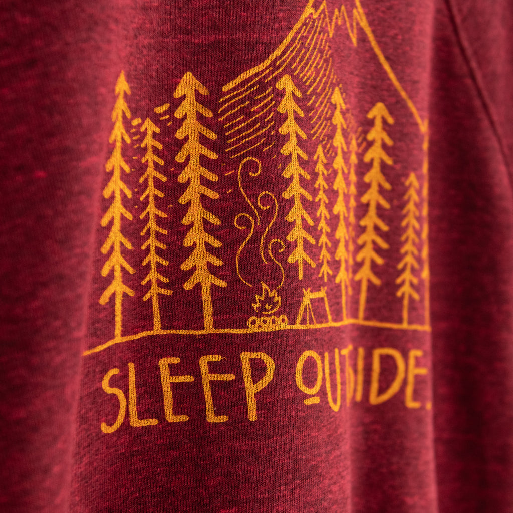 Sleep Outside Sweatshirt