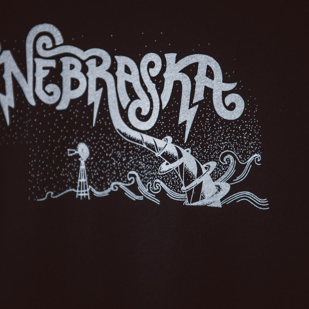 Nebraska Twister | Black