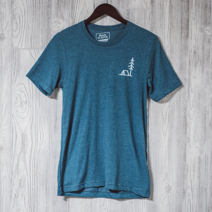 Simple is Better | Heather Teal