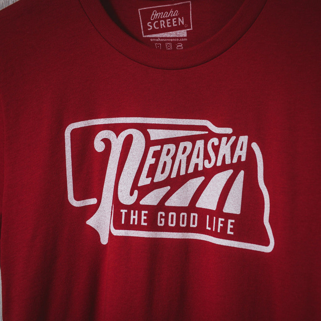 Nebraska | The Good Life | Red