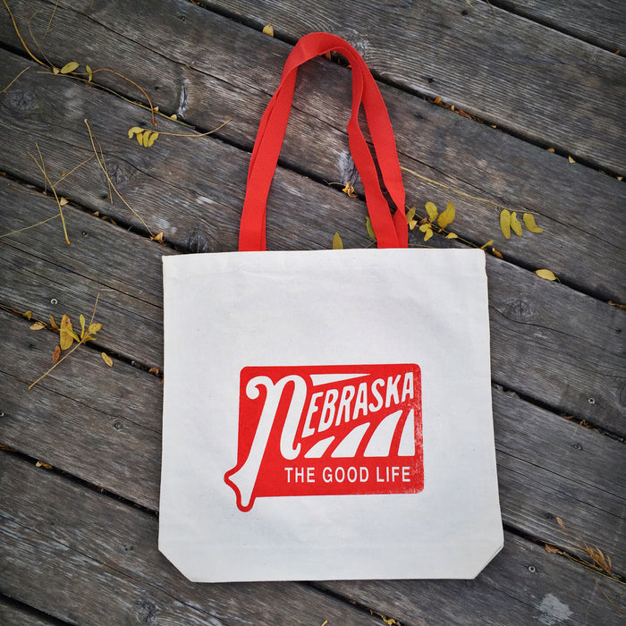 Nebraska Good Life - Tote