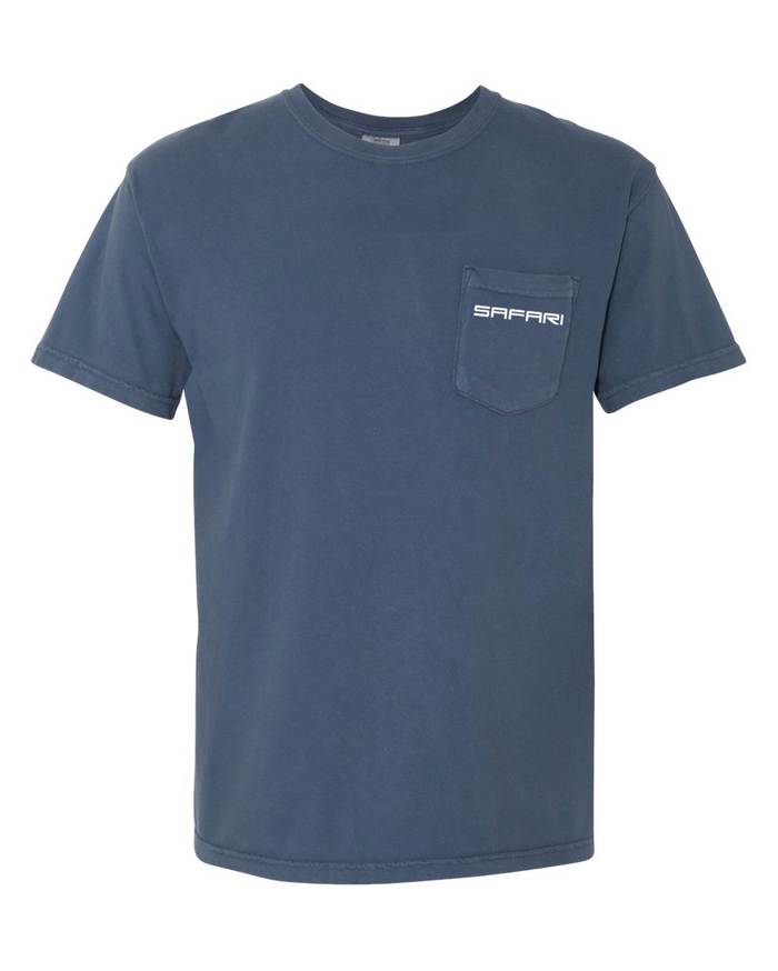 Safari Pocket T