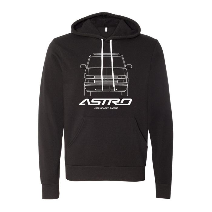 Astro Pullover Hoodie