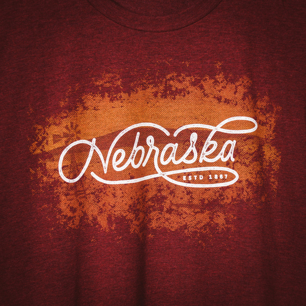 Nebraska Script | Heather Cardinal