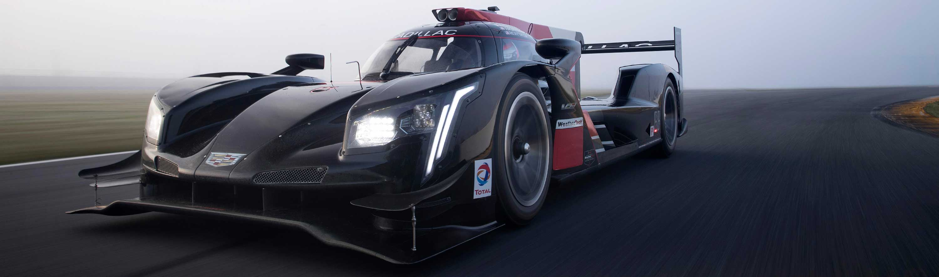 Cadillac V-Performance Racing
