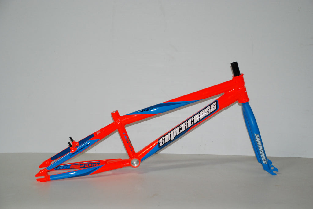 The Supercross BMX ENVY Sport Aluminum BMX Racing Frame