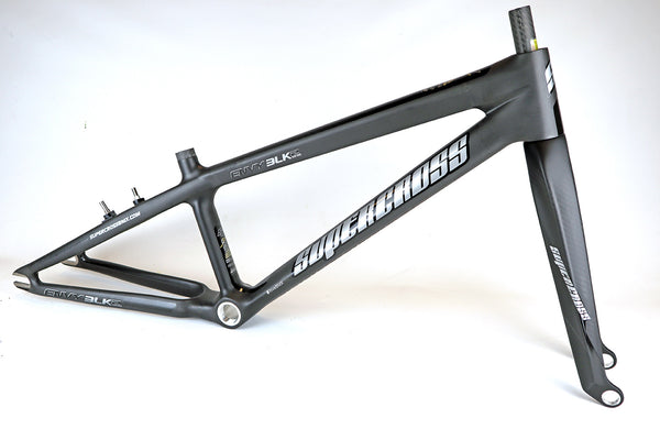 "Supercross BMX | ENVY BLK 2 | Pro XL 24"" Cruiser Frame and Fork"