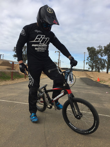 2016 Olympian - Anthony Dean - Supercross BMX Elite Men