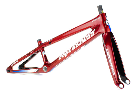 Supercross BMX Vision F1 in Rocket Red