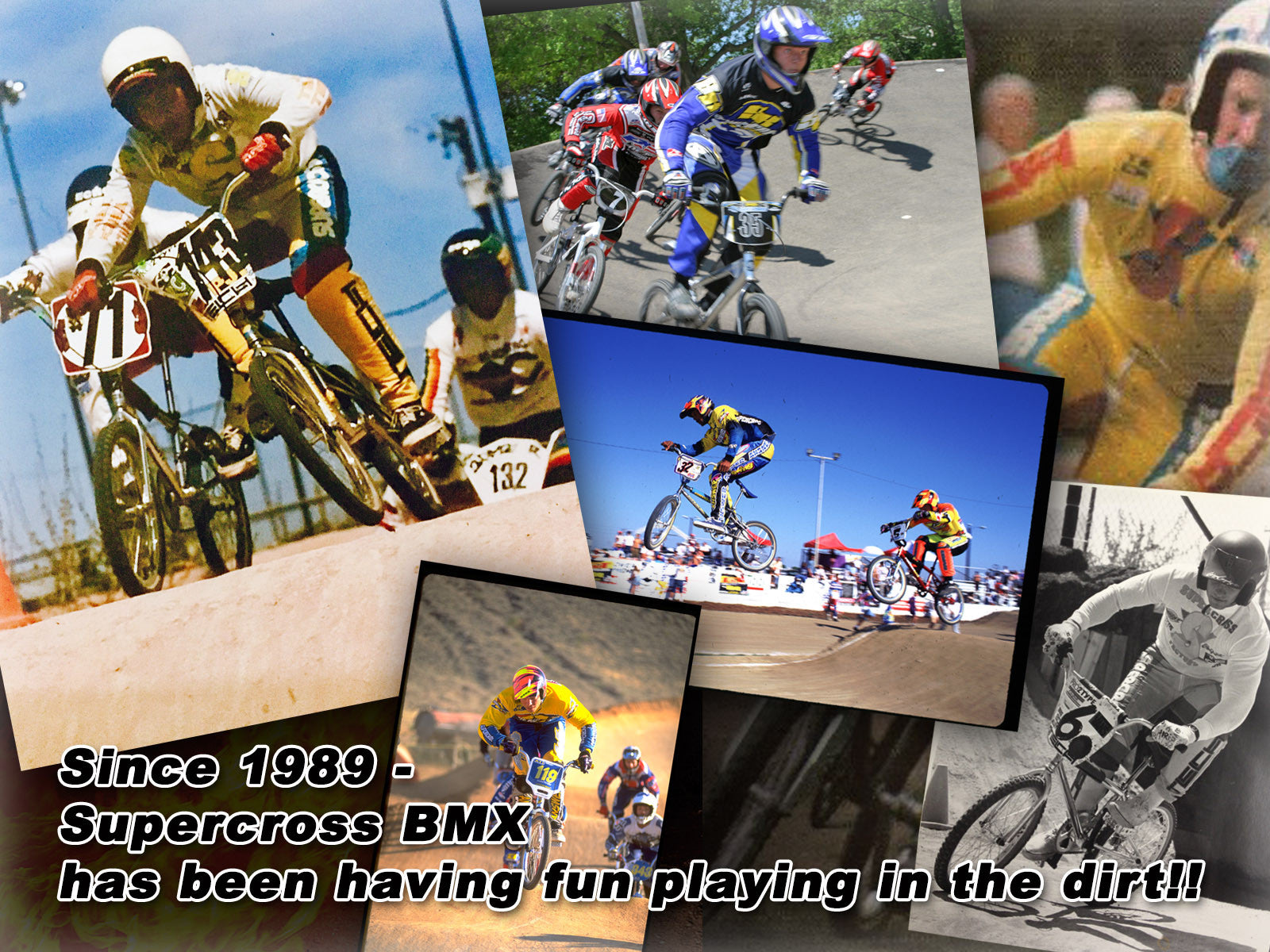 Supercross BMX - BMX Racing History Image