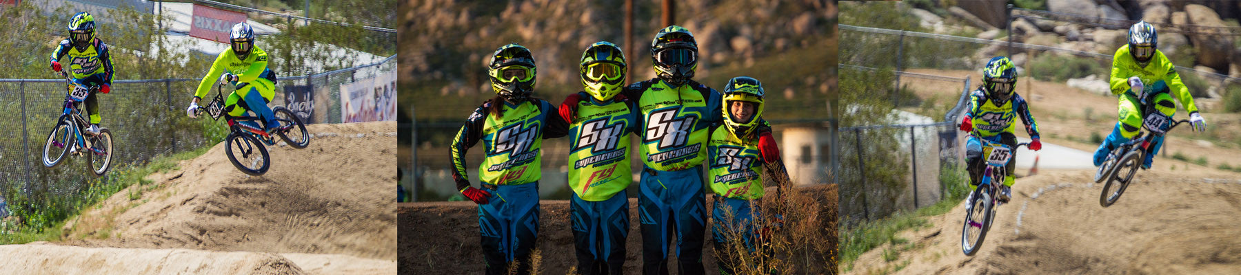 Supercross BMX Sponsorship Image