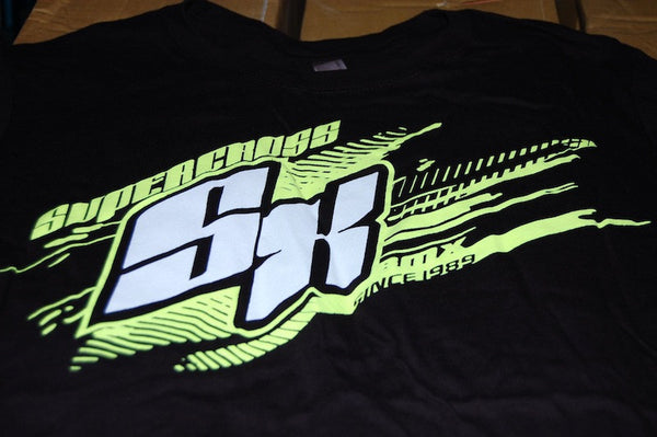 Supercross Logo Shirt - Supercross BMX