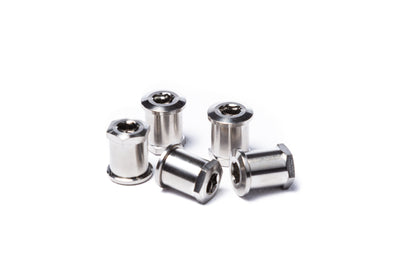 Speedline Parts | Titanium BMX Chain Ring Bolts - Supercross BMX