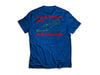 Supercross BMX | ENVY BLK 2 Blueprint T-Shirt - Supercross BMX