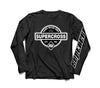 Supercross BMX |  Long Sleeve Hand Made T-Shirt - Supercross BMX - BMX Racing