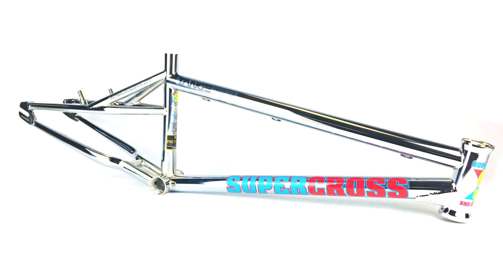 Supercross BMX | SX250 - 30 Year Anniversary BMX Race Frame - The Six Bar - Supercross BMX - BMX Racing