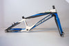 Supercross Envy BLK - Carbon Fiber BMX Race Frame - Supercross BMX