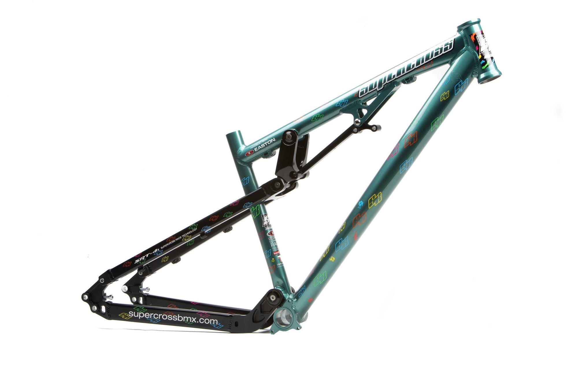 "Supercross Propel - 26"" Short Travel Full Suspension - Supercross BMX - BMX Racing"