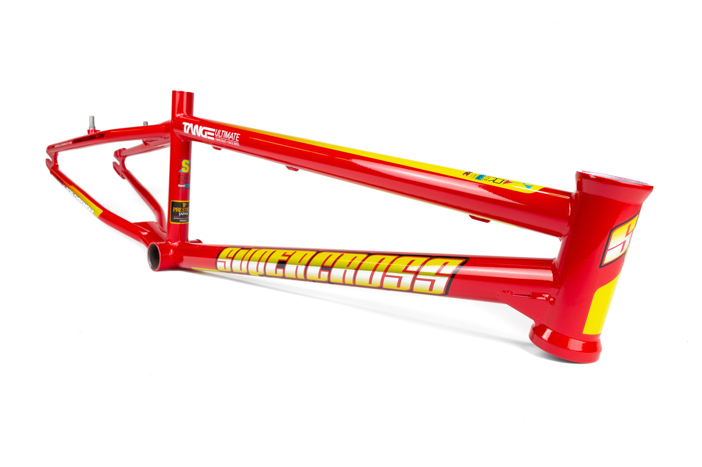 Supercross BMX - The Worlds Best BMX Racing Frames and Parts