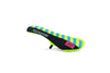 Supercross Pro Pivotal Slim Saddle - Supercross BMX