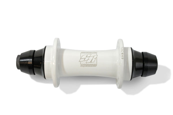 Supercross Pro LT Front Race Hub - Supercross BMX