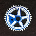 Supercross Pro Alloy Sprocket - Supercross BMX