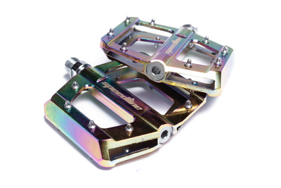 Speedline Ultra Thins | Alloy Platform Pedals - Supercross BMX