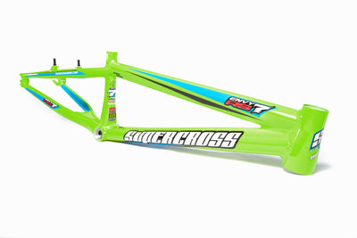 Supercross BMX | The ENVY Rs7 Triple Butted Aluminum BMX Race Frame - Supercross BMX
