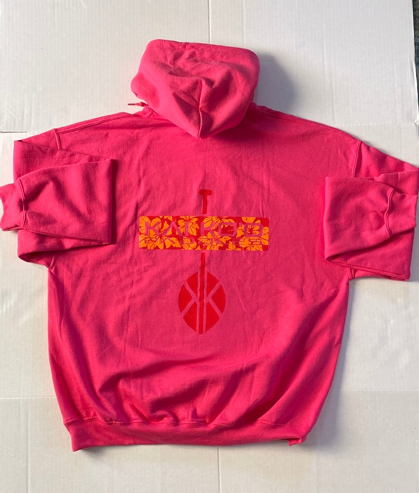 Hibiscus Logo Hoodie - Limited Stock