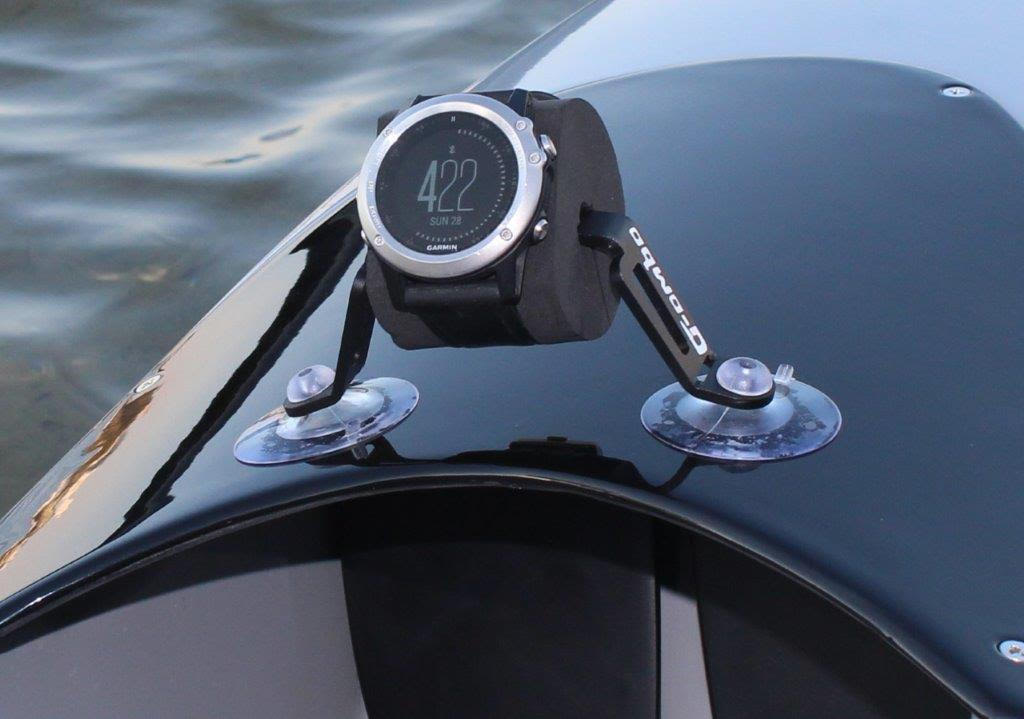 New!! Aqwa-D GPS Watch Mount