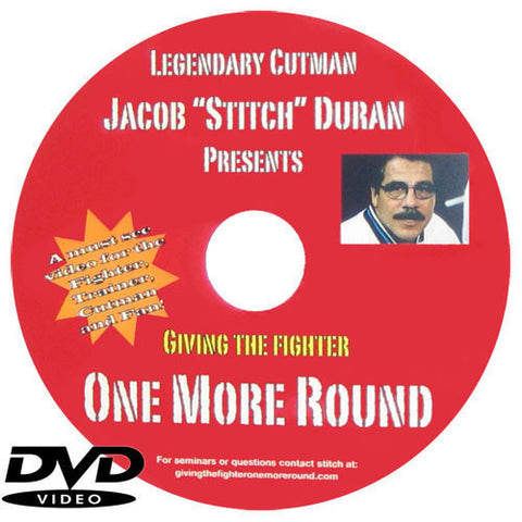 Giving The Fighter One More Round DVD