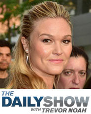 Julia Stiles Pearl Collective Daily Show