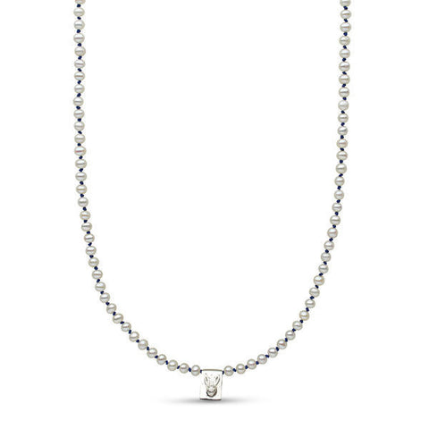 Scapula Pearl Necklace