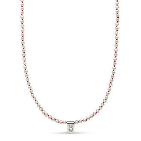 Scapula 4-5 mm Pearl Necklace