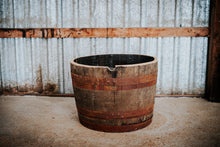 Load image into Gallery viewer, Canadian Whisky Barrel Planter