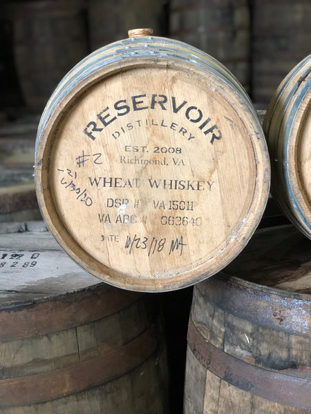 10g Wheat Whiskey Barrel