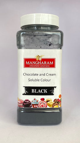 Black Chocolate Colour - 100 gms