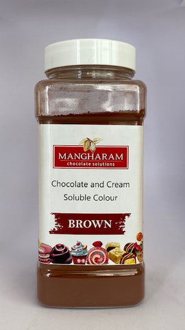 Brown Chocolate Colour  - 100 gms