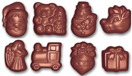 Chocolate Mould RA15688