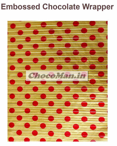 Chocolate Wrapping Foil - E39, E49, E52 (set of 3 Bundles)